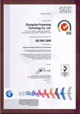ISO9001 2008 认证