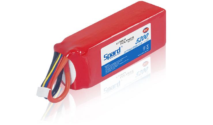 世豹高电压航模电池